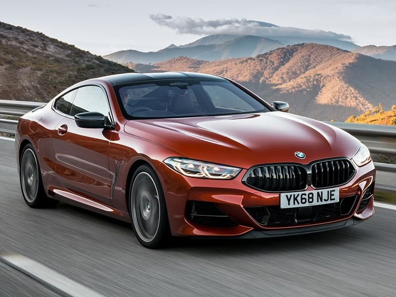 Тест-драйв BMW 840i xDrive Gran Coupe - фото