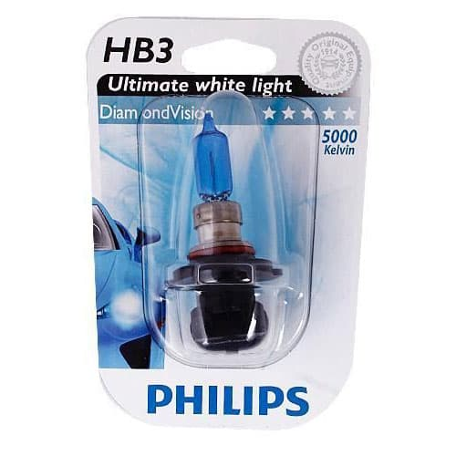 Philips HB3 Dimond Vision одиночка - фото