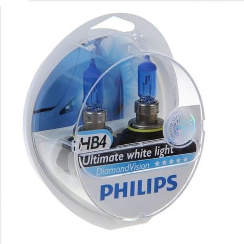 Лампа Philips HB4 Dimond Vision - фото